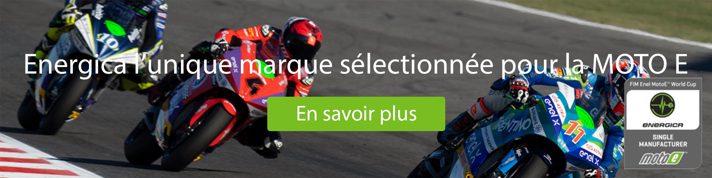 Energica France e-DC Center Lyon MOTO ELECTRIQUES
