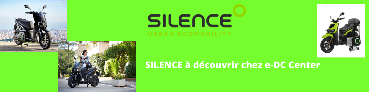 silence S01 S02 scooter electrique Rhone